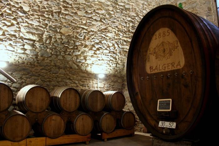 Produzione di vino in Valtellina